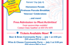 July 4th Events Incline Village